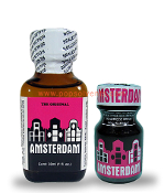 Amsterdam Leather Solvent Cleaners 30ml & 10ml-2Pack