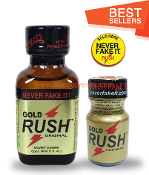 Gold Rush Leather Solvent Cleaners 30ml & 10ml-2Pack