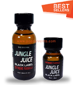 Jungle Juice Black Leather Solvent Cleaners 30ml 10ml-2Pack