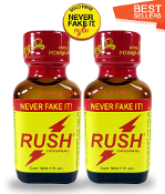 Rush Leather Solvent Cleaners 30ml-2Pack