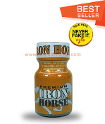 Iron Horse Leather Solvent Cleaner 10ml