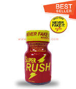Super Rush Leather Solvent Cleaner 10ml