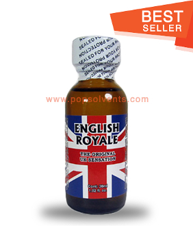 English Royale Leather Solvent Cleaner 30ml