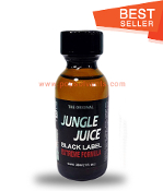 Jungle Juice Black Leather Solvent Cleaner 30ml