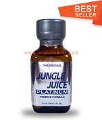 Jungle Juice Platinum Leather Solvent Cleaner 30ml