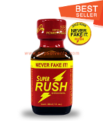 Super Rush Leather Solvent Cleaner 30ml