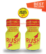 Rush Leather Solvent Cleaners 10ml-2Pack