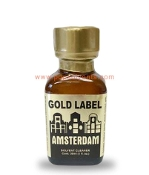Amsterdam Gold Leather Solvent Cleaner 30ml