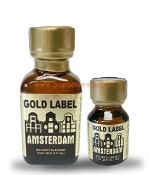 Amsterdam Gold Leather Solvent Cleaners 30ml & 10ml-2Pack